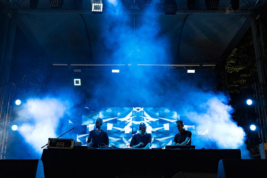 Planet Funk - WNF Milano 2017