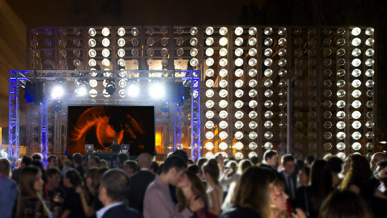 Subsonica dj set - MAXXI Roma 2014